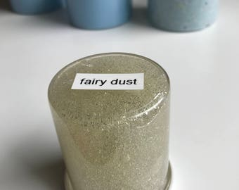 how to make fairy dust slime