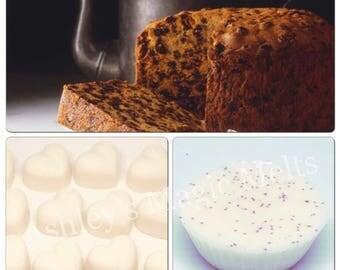 Fruit cake wax melts, cake wax melts, food wax melts, sweet scented wax melts, strong wax melts, cheap wax melts, wax melt tarts