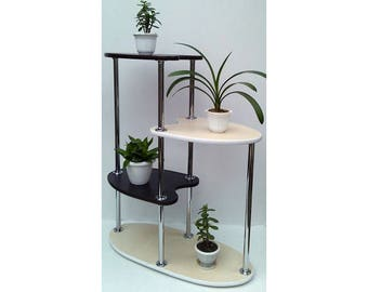 Free ship! Plant stand C2. Flower stand - Indoor plant stands - Plant holder Plant table - Stand for flowers - Flower shelf - Shelf - Rack