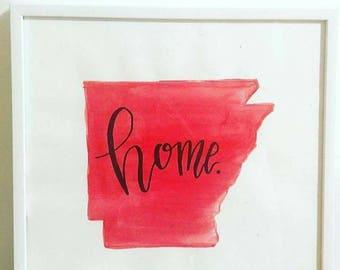 "Arkansas ""Home"""