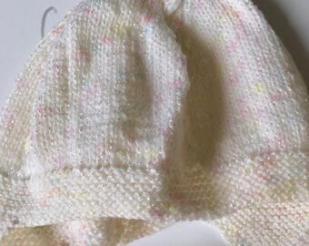 Hand knitted baby