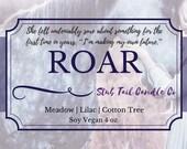 Roar - Scented Soy Wax Inspired by Roar