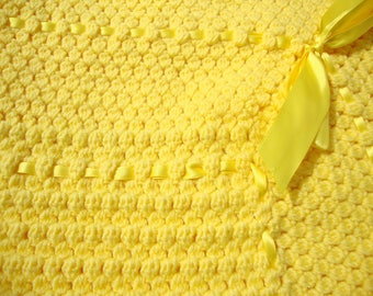 68 cm sur68 cm baby blanket