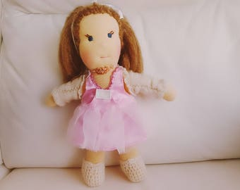 Doll style waldorf Isabelle