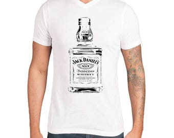Whiskey- Mens Tee