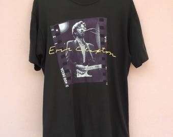 Rare Vintage Eric Clapton Shirt 1992