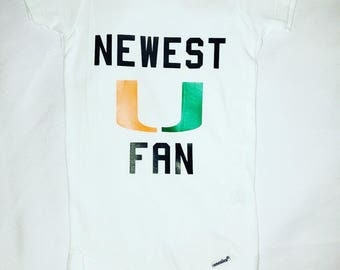 Miami Hurricanes Fan