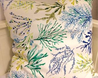 Pillow Cover - Luxurious Algae