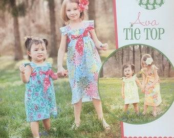 Izzy & Ivy Ava Tie Top