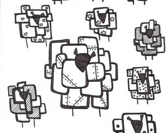 Sheep Block