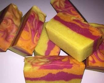 Energy Citrus Soap