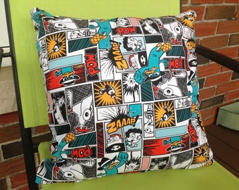 Phineas and Ferb Perry the Platypus Pillow Cushion Fabric