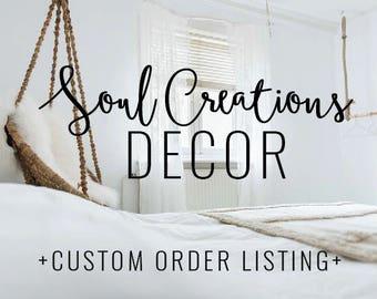 Custom Logo Sign Word Wood Cut Out