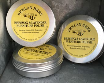 Beeswax & Lavender Furniture polish