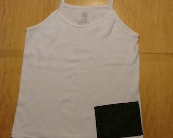Girl's Insulin Pump Pocket Shirt