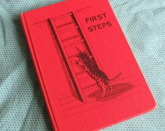 First Steps - Grade 1 PrePrimer