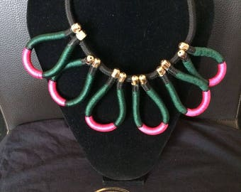 Fashion Statement Multi-loop Necklace