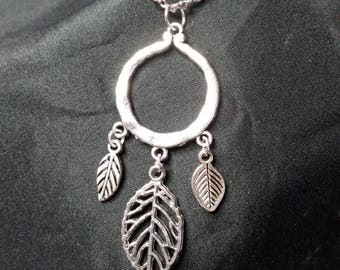 Necklace | Leaves