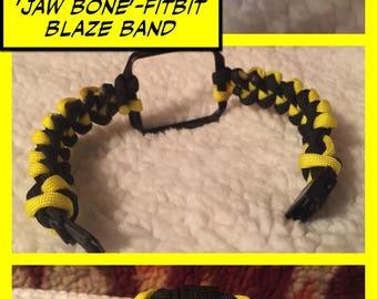 Jawbone style Fitbit Blaze band