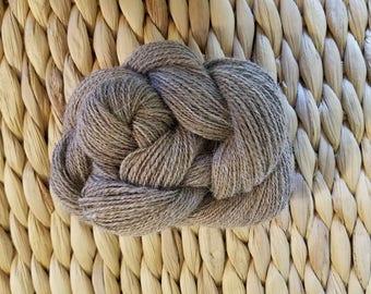 Light Rose Alpaca 2 ply Lace Weight Yarn