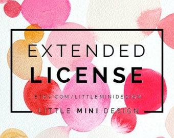 Little Mini Design | Extended License