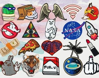 iron on patch/embroidered patch/patch for jacket/best sold patch/