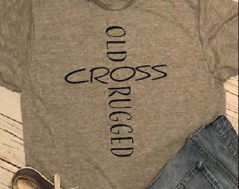 Old Rugged Cross Tee-2