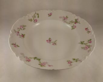 Haviland Limoges soup bowl