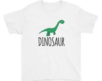 Dinosaur Youth Short Sleeve T-Shirt