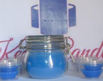 Medium Blueberry Candle