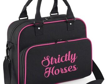 iLeisure Girls Strictly Horses Kit Bag.