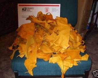 3 lb. Sample Box Soft Elk Leather
