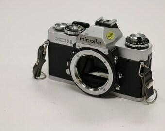 Vintage Minolta XD 11 35mm SLR Film Camera Body