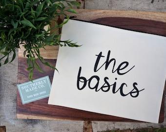 Canvas Bag | Makeup Bag | Basic Bag | Travel Bag | Toiletry Bag | Accessory Bag | Cosmetic Bag | Bikini Bag | Travel Pouch | Jewlery Bag