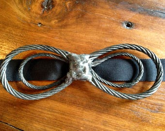 Welded Steal Bow Tie