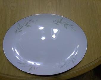 Vintage St. Regis fine china platter 101
