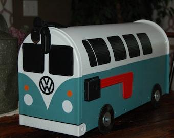 VW Bus 11 Window Mailbox