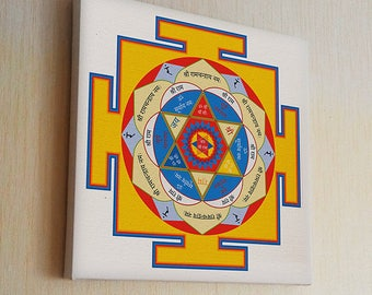 Surya Yantra - Yantra of the Sun