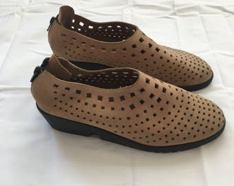 Awesome Avant Garde Wedge shoes from Zante