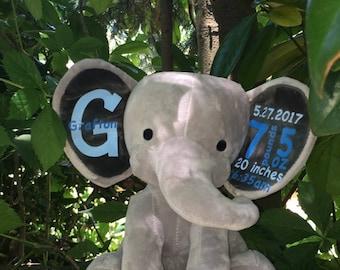 Baby Stats Elephant
