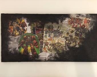 Chaos Warhammer 40 k Art