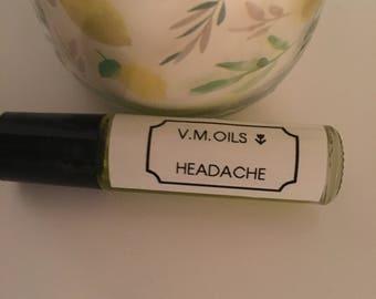 Headache Essential Oil roller