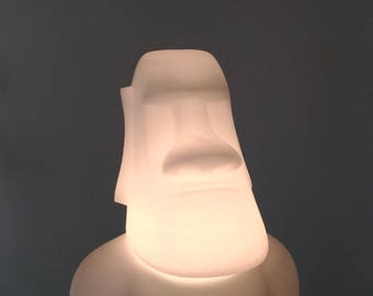 Moai Table Night Lamp