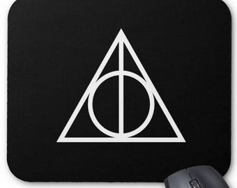 Harry Potter Mouse pad, Potter mouse matt, mouse desk pad gift pad, Harry Potter computer pad mad,  mouse gift, computer mad, Harry Potter