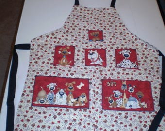 Doggies & Friends Apron