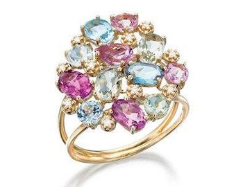 Gem stone jewelry