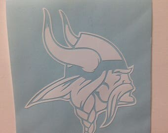 Minnesota Vikings Vinyl Decal