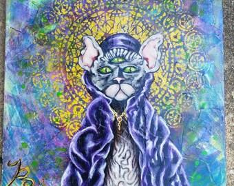 Mystic Wonder Cat.