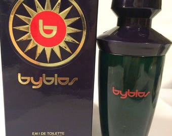 Byblos  For Men Eau de Toilette Spray 3.37oz