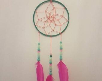 Handmade Dreamcatcher Watermelon
